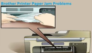 How to fix Brother Printer printing jam or paper jam
