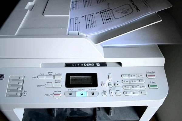 automatic email printing
