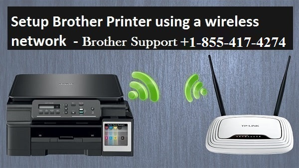 Brother printer wireless setup wizard
